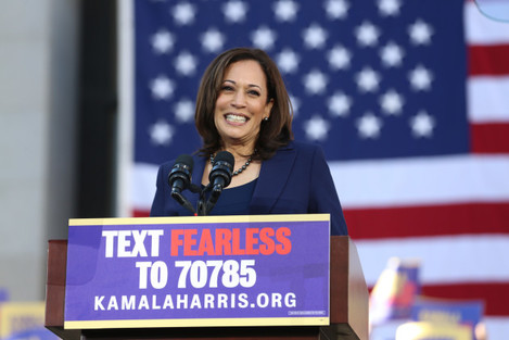 CA: U.S. Kamala Harris For The People Presidential Candidacy Campaign Launch Rally