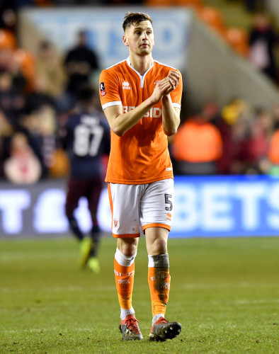 Blackpool v Arsenal - Emirates FA Cup - Third Round - Bloomfield Road