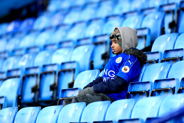 Leicester City v Manchester United - Premier League - King Power Stadium