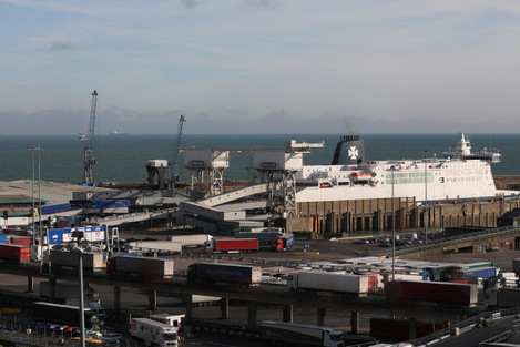 Port of Dover - Kent