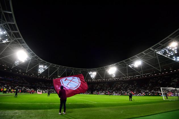 West Ham United v Brighton & Hove Albion - Premier League - London Stadium