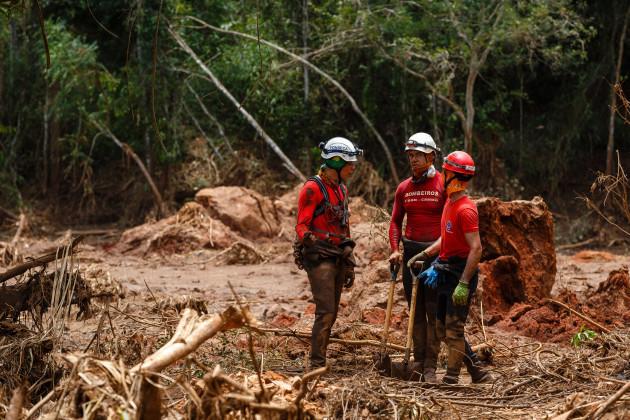 Brazil: Tragedy in Brumadinho MG
