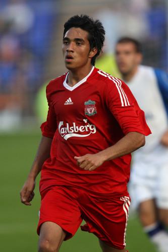Soccer - Pre Season Friendly - Tranmere Rovers v Liverpool - Prenton Park