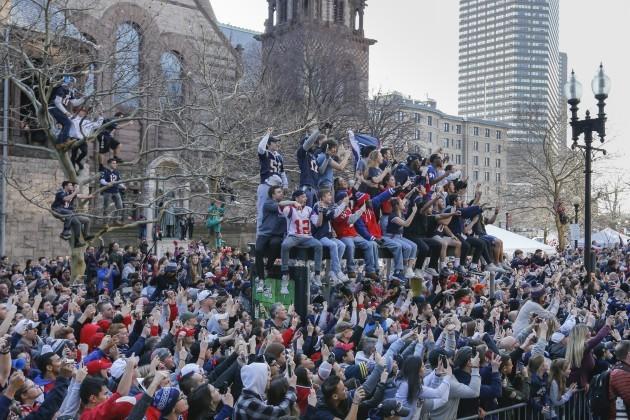 NFL: Super Bowl LIII-New England Patriots Championship Parade