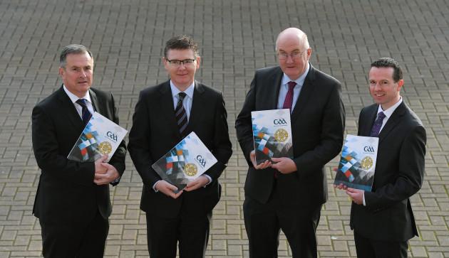 GAA/Croke Park Financial Reports Media Briefing