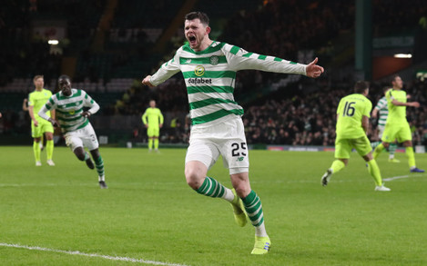 Celtic v Hibernian - Ladbrokes Scottish Premiership - Celtic Park