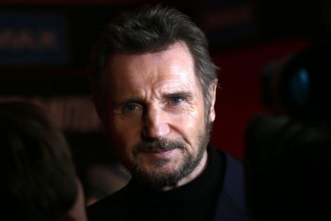 Liam Neeson interview