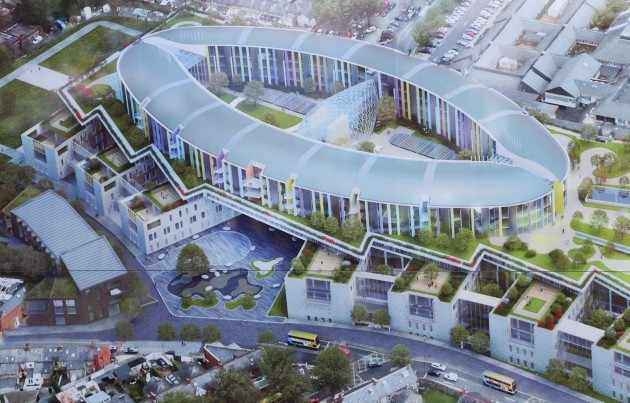 File Photo The spiralling bill for the new National Children's Hospital - now expected to cost at least Û1bn - must be explained, Labour health spokesman Alan Kelly has said. End.
