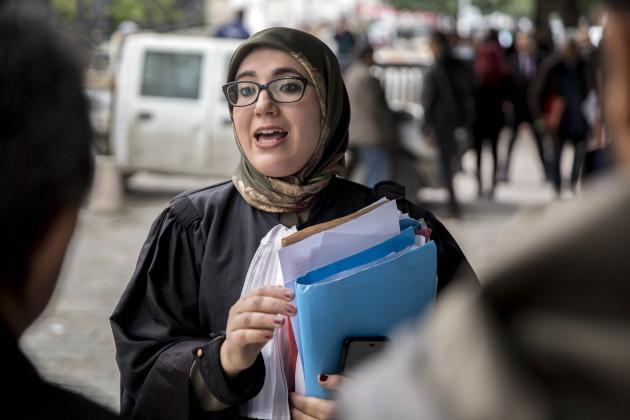 Tunisia Attack Trial