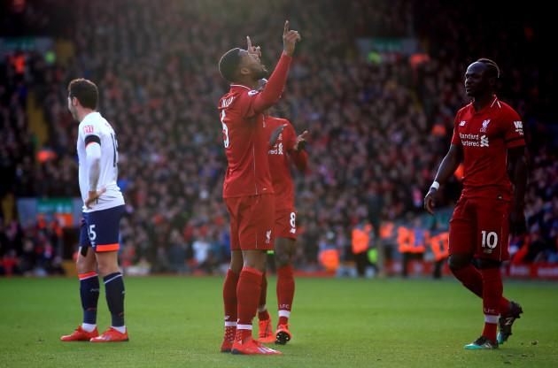 Liverpool v AFC Bournemouth - Premier League - Anfield