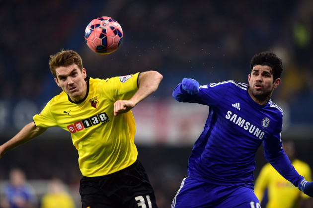 Soccer - FA Cup - Third Round - Chelsea v Watford - Stamford Bridge