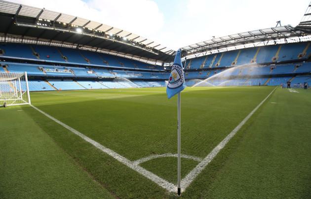 Manchester City v Brighton & Hove Albion - Premier League - Etihad Stadium