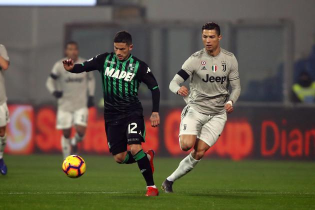 Ronaldo on target with 20th goal of the season as Juventus go 11 ... 077c64889fe3b