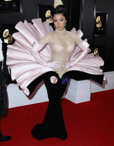 61st Grammy Awards - Arrivals, Los Angeles, CA, USA, February 10, 2019