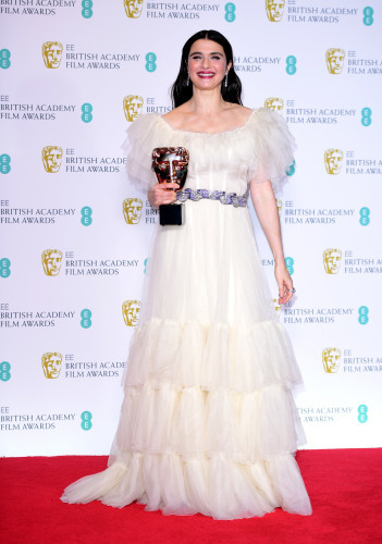 EE British Academy Film Awards 2019 - Press Room - London