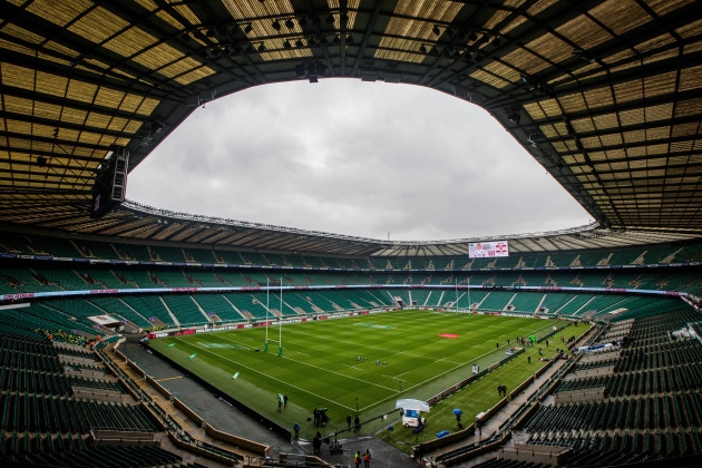 A view of Twickenham