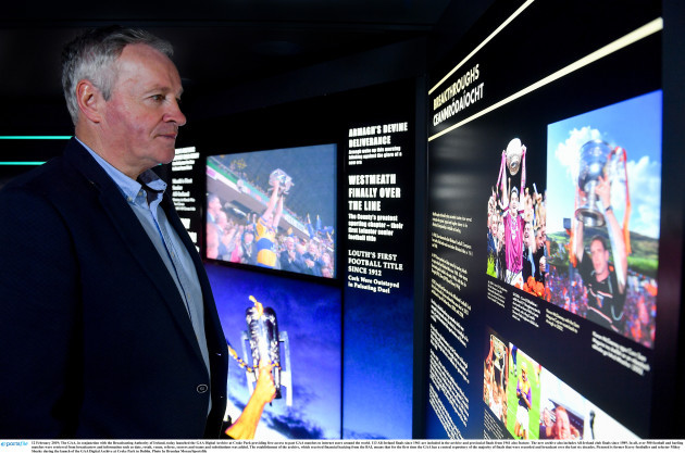 The GAA Launches New Digital Archive with support from the BAI