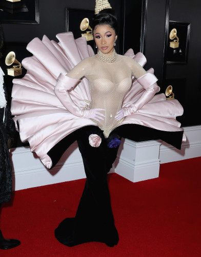 61st Grammy Awards - Arrivals, Los Angeles, CA, USA, February 10, 2019