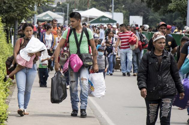 Venezuela Presidential Crisis 2019