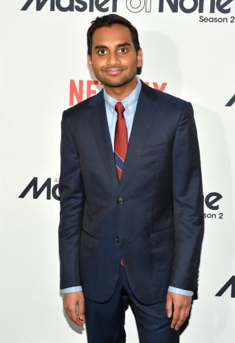 NY: Master of None NY premiere arrivals