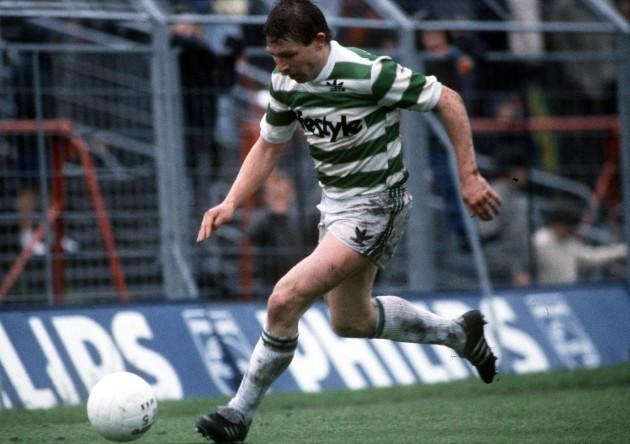 Pat Byrne 1985