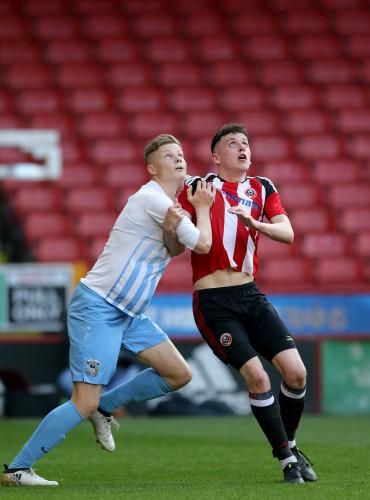 Sheffield United U18's v Coventry City U18's - National Championship - Final - Bramall Lane