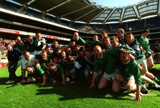 The Colman's team celebrate