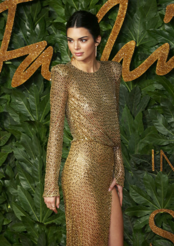The Fashion Awards 2018 in London, UK - 10 Dec 2018