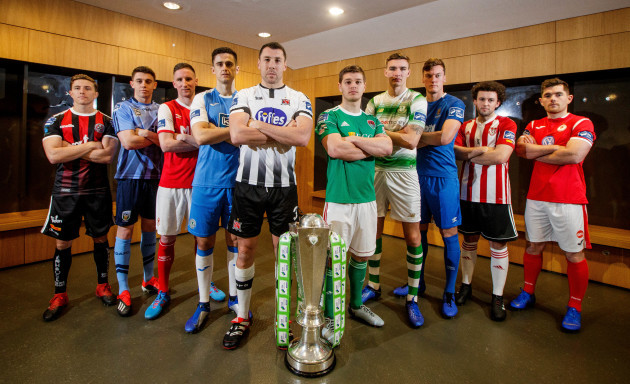 SSE Airtricity League Launch