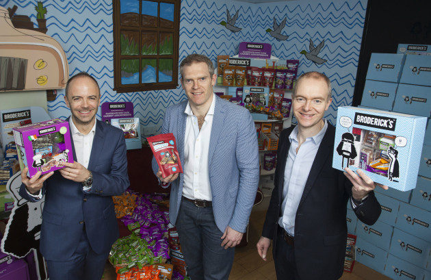 BDO investment of €6.35million in the confectionery food company Broderick's