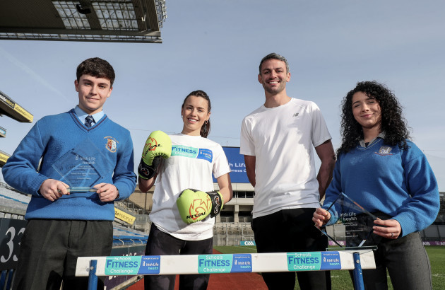 Danny Cronin, Mary-Kate Slattery, Thomas Barr and Priscilla Stocker