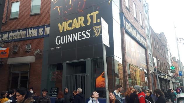 Vicar Street.