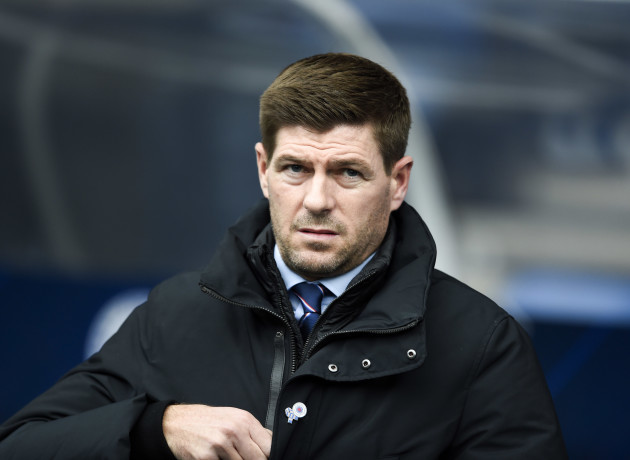 Rangers v St Johnstone - Ladbrokes Scottish Premiership - Ibrox Stadium