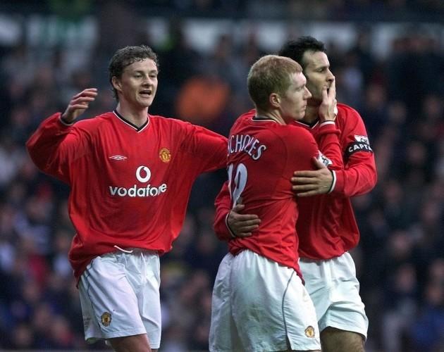 Derby v Manchester Utd