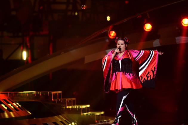 PORTUGAL-LISBON-EUROVISION SONG CONTEST-WINNER