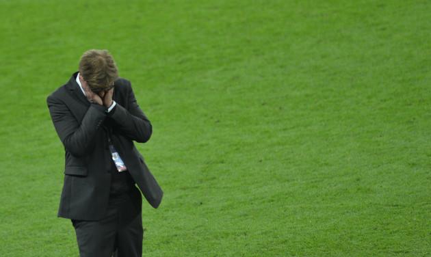 Borussia Dortmund - FC Bayern München 1:2