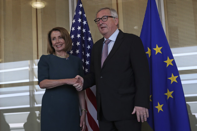 Belgium EU US