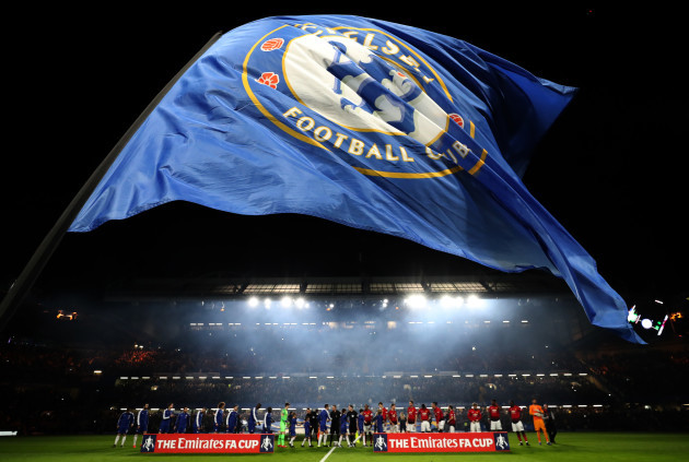 Chelsea v Manchester United - FA Cup - Fifth Round - Stamford Bridge