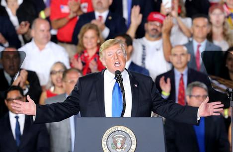 Trump speaks in Miami