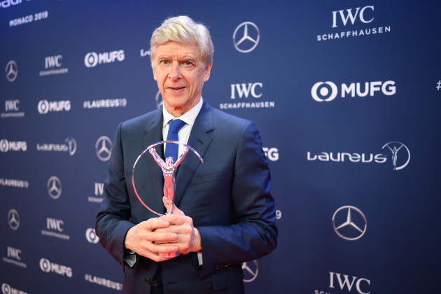 GES / Sports General / Laureus World Sports Awards 2019 18.02.2019