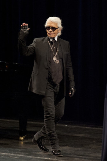 Karl Lagerfeld died at the age of 85 years.