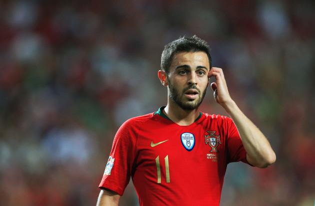Portugal v Italy - UEFA Nations League - League A - Group 3 - Estadio da Luz