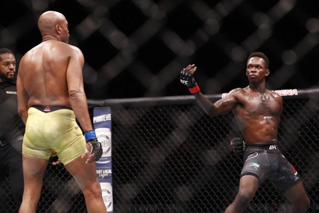 UFC 234 MELBOURNE