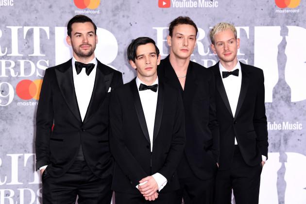 Brit Awards 2019 - Arrivals - London