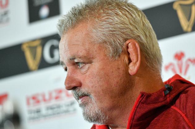 Wales Squad Announcement - Vale Resort