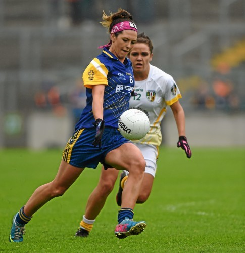 Antrim v Roscommon - TESCO Ladies National Football League Division 4 Final