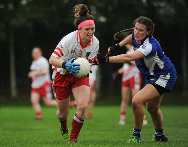 Ladies Football All-Ireland Junior Club Sevens