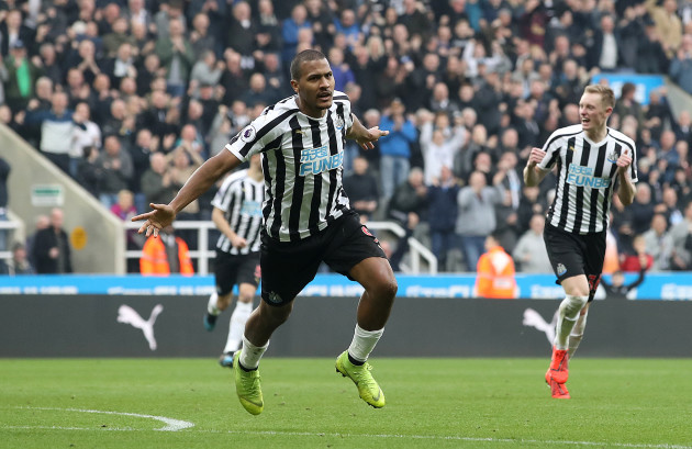 Newcastle United v Huddersfield Town - Premier League - St James' Park