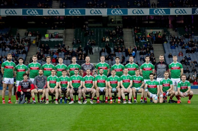The Mayo team