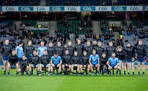 The Dublin team